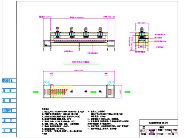 钢带隧道炉5米