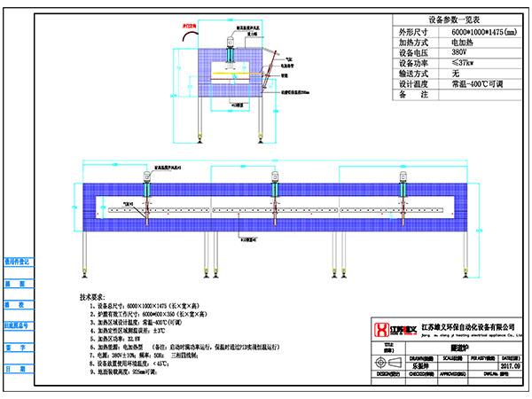 无动力隧道炉