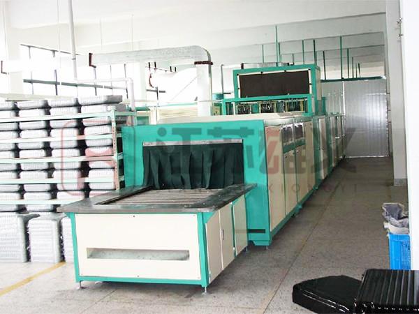 线圈灌胶固化网带炉
