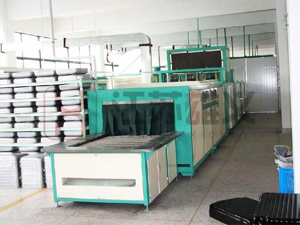 电路板灌胶固化烘干线
