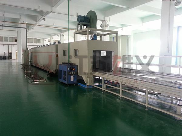 电路板灌胶固化隧道炉