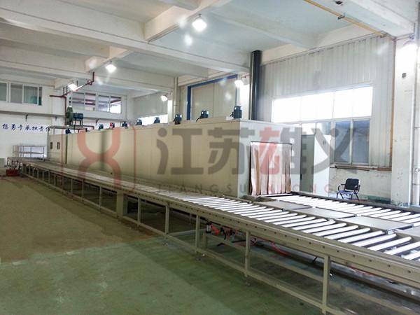 线圈灌胶固化隧道炉
