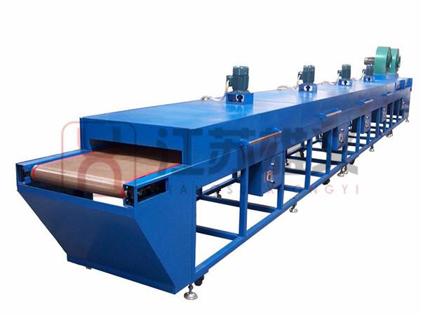 软管定型隧道炉
